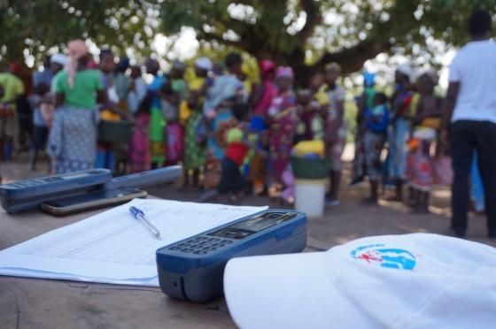 TSF Humanitarian Calling Operation
