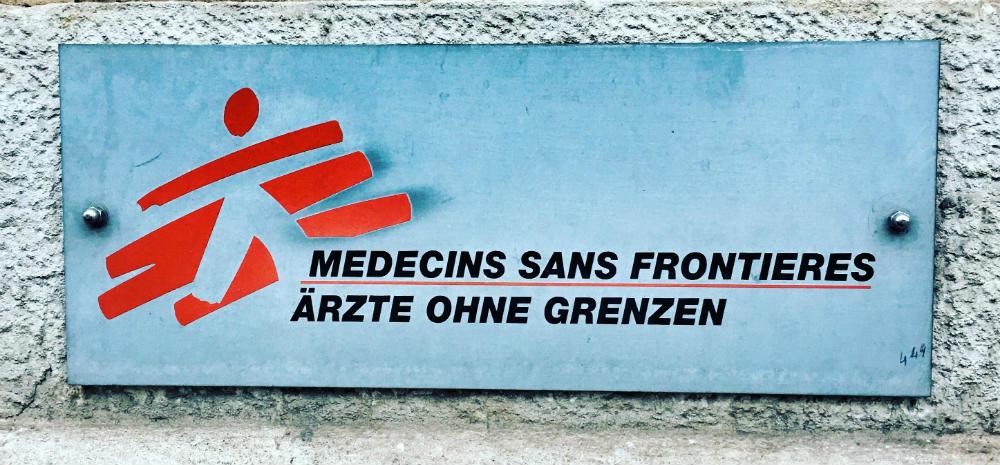 Medecins Sans Frontieres - Artze Ohne Grenzen